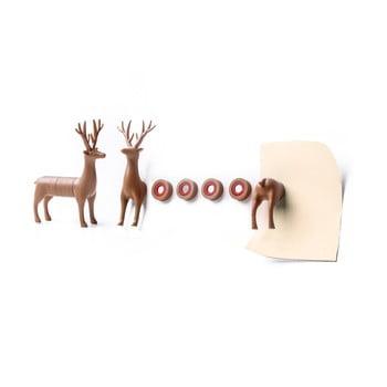 Set magneți Qualy&CO My Deer Magnetic de la Qualy&CO