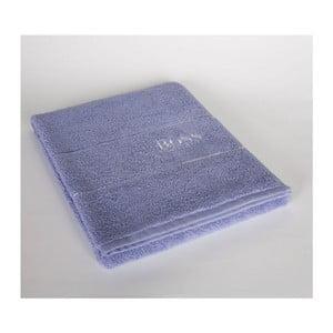 Ručník Hugo Boss Plain 50x100 cm, světle modrý