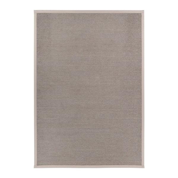 Kalana Beige bézs kétoldalas szőnyeg, 80 x 250 cm - Narma
