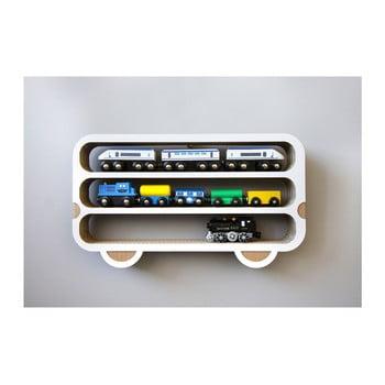 Raft în formă de vagon UnlimitedDesign imagine