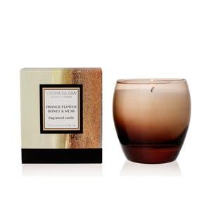 Svíčka Art Collection, pomeranč, med a muškát