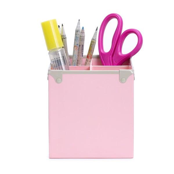 Stojan na tužky Design Ideas Frisco Pink