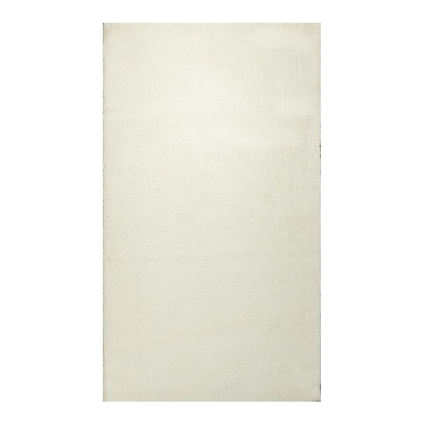 Biały dywan Eco Rugs Ivor, 133x190cm