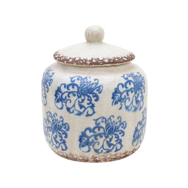 Keramická váza InArt Flowers, velká