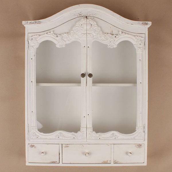 Závěsná skříňka White Days, 60x75 cm