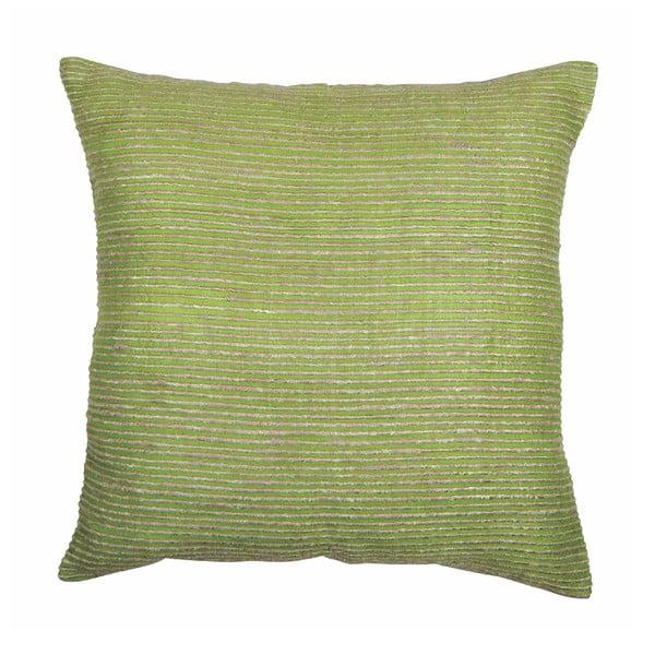 Zelený povlak na polštář Tiseco Home Studio Rimboo, 45 x 45 cm