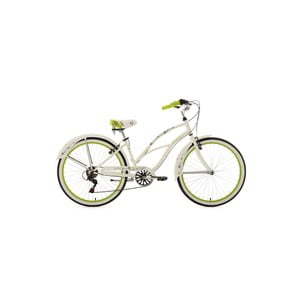Kolo Beachcruiser Bellefleur Bike White, 28""