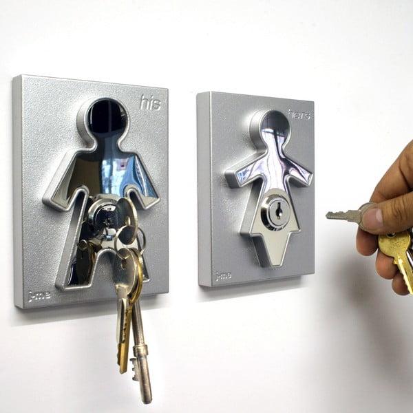 Věšáček na klíče His