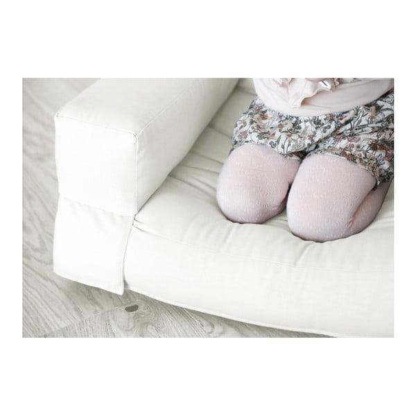 Přírodní dětské rozkládací křesílko Karup Mini Hippo