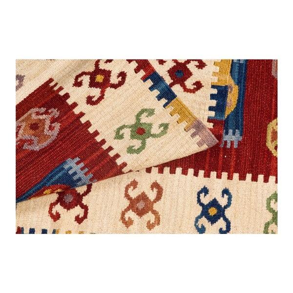 Ručně tkaný koberec Kilim Dalush 306, 180x65 cm