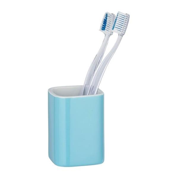 Modrý kelímek na zubní kartáčky Wenko Elmo