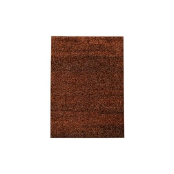 Vlněný koberec Kerima Terra, 70x140 cm