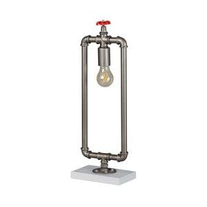 Kovová stolní lampa ETH Fire Hose Dropy
