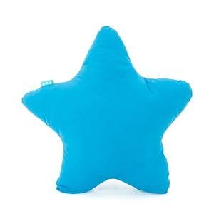 Polštářek Mr. Fox Nube Turquoise, 50x50cm