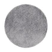 Šedohnědý koberec Universal Aqua, ø80cm