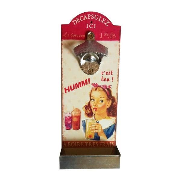 Nástěnný otvírák na lahve A Boire Tres Frais