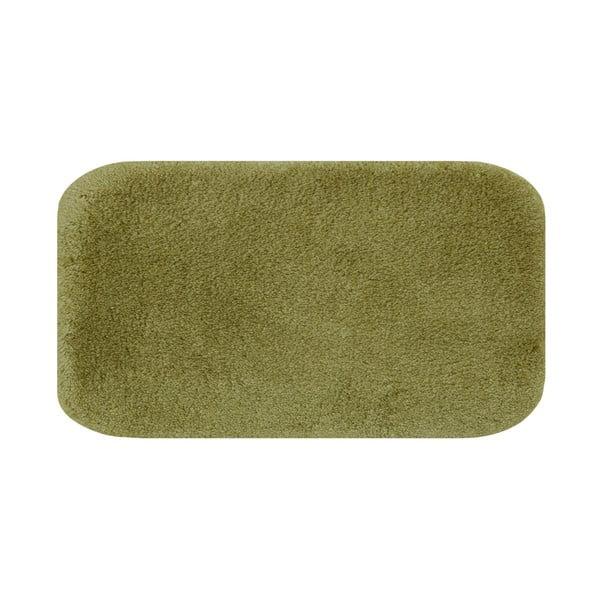 Zielony dywanik łazienkowy Confetti Bathmats Miami, 57x100 cm