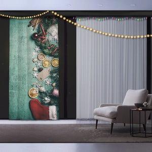 Vánoční závěs Christmas Table, 140 x 260 cm