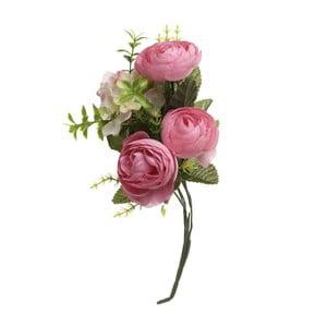 Růžová dekorativní květina Heaven Sends