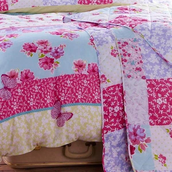 Přehoz přes postel Catherine Lansfield Gypsy Patchwork,200x200cm