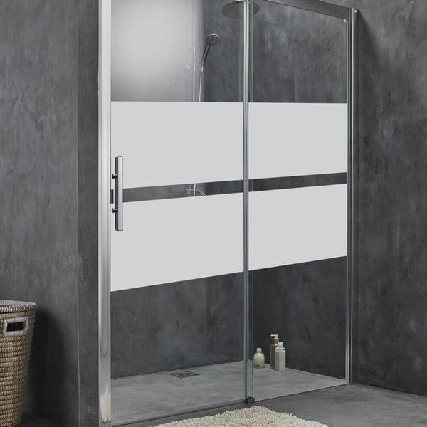 Voděodolný samolepící pruh na skleněné dveře Ambiance, 100 x 55 cm