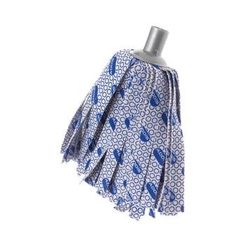 Cap pentru mop Addis Rivera, albastru – alb de la Addis