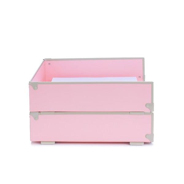 Organizér na dopisy Design Ideas Frisco Pink