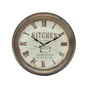 Nástěnné hodiny Novita Kitchen