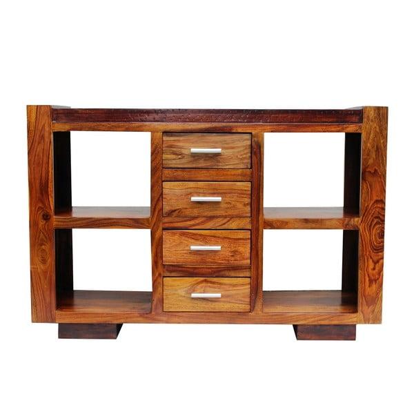 Konzolový stolek z palisandru Indigodecor, 120x80 cm