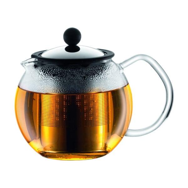 Konvice na čaj se sítkem Assam, 0,5 l