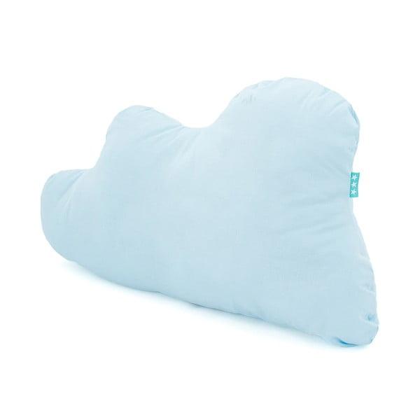 Bavlněný polštářek Mr. Fox Nube Blue, 60x40cm