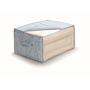 Cutie pentru pături / lenjerii Cosatto Tweed, lățime 60 cm, albastru