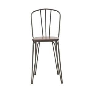 Sada 2 židlí Mauro Ferretti Harlem, výška sedu 61cm