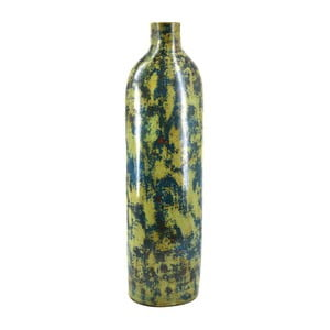 Zelená terakotová váza Moycor Waters, 70 cm