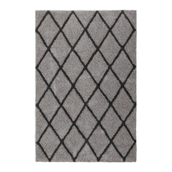 Šedý ručně vyráběný koberec Obsession My Feel Me Fee Ster, 80 x 150 cm