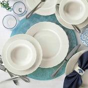 24dílná sada porcelánového nádobí Something Blue
