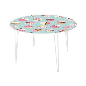 Jídelní stůl Yummy Cupcakes, 120 cm