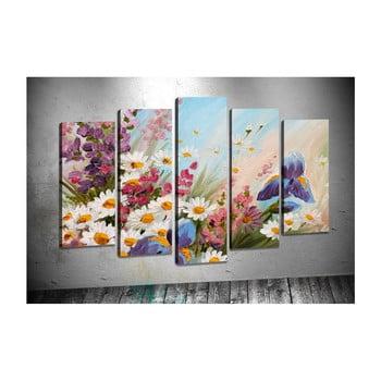 Set 5 tablouri Tablo Center Spring