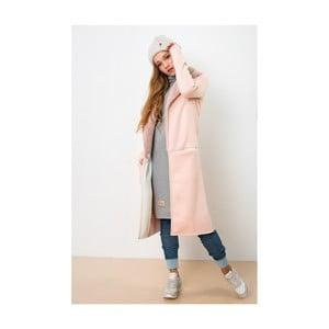 Růžový kardigan Lull Loungewear Poney, vel. XS