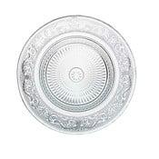 Skleněný talíř Unimasa Romance, ⌀ 18 cm