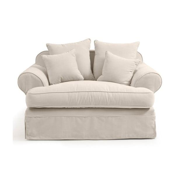 Hermine krémszínű fotel - Max Winzer
