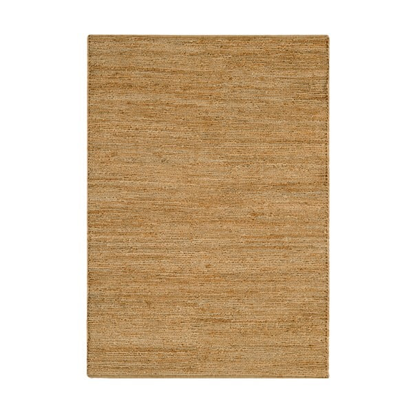 Jutový koberec Soumak Natural, 66x200 cm
