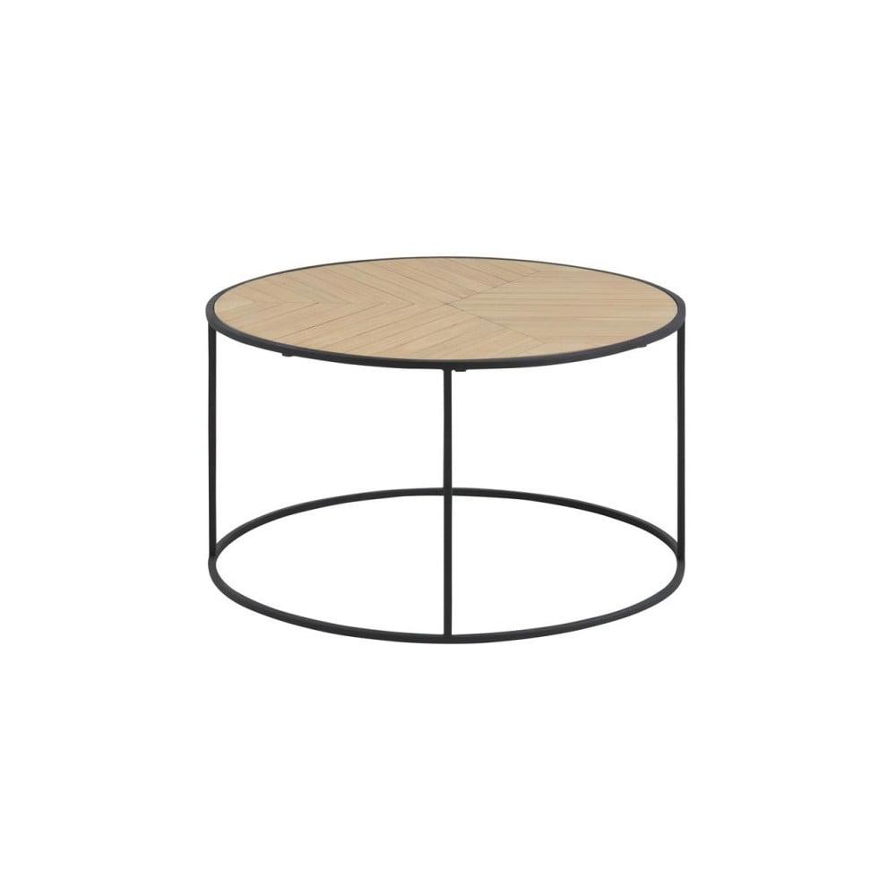 Kulatý konferenční stolek Actona Ortiz, ø 80 cm