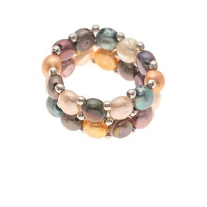 Prsten Pearls Multi