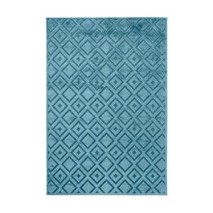 Modrý koberec Mint Rugs Shine, 120 x 170 cm