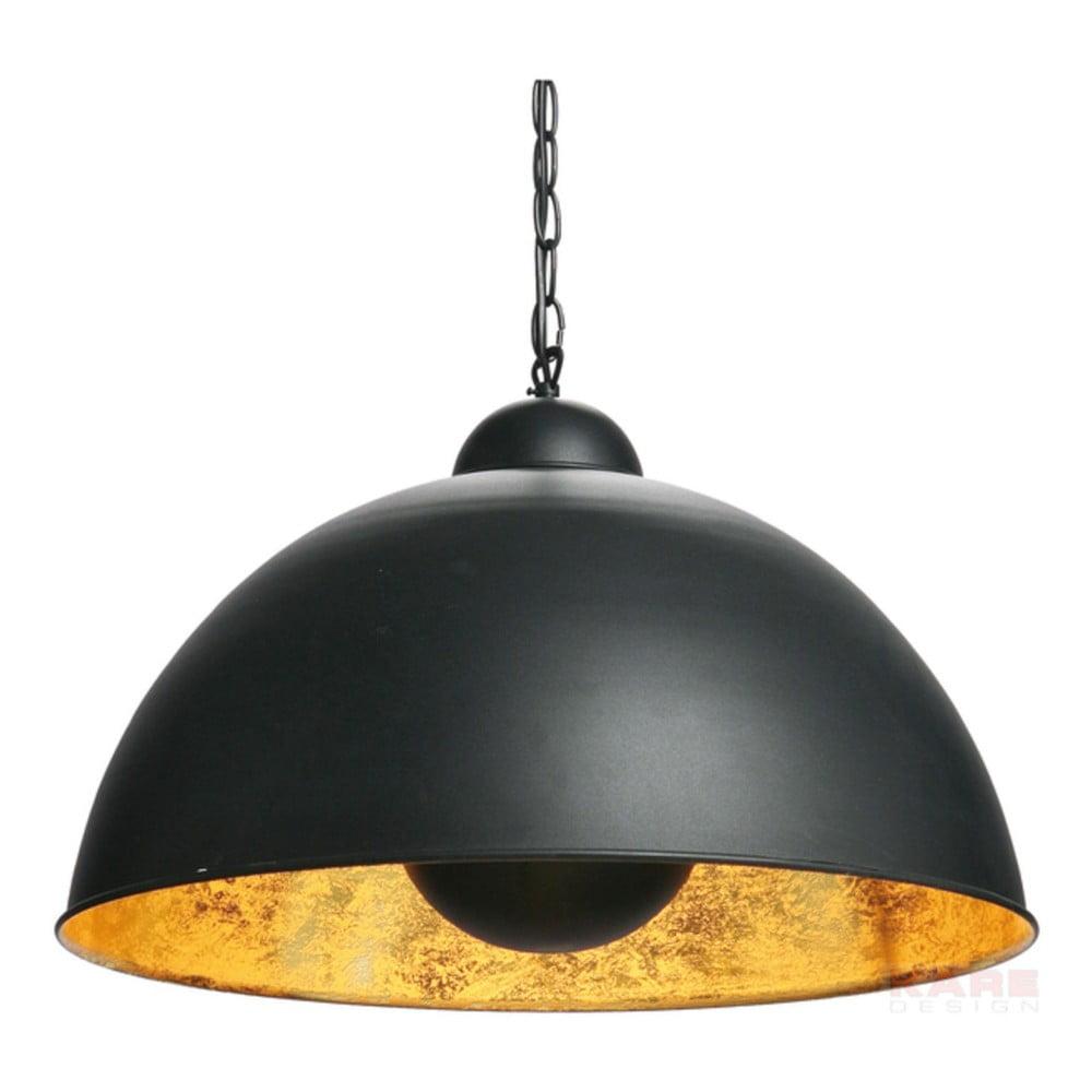 Černé stropní svítidlo Kare Design Dottore