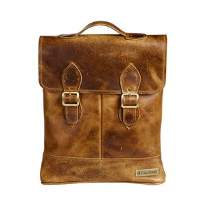 Pánský kožený batoh Coach