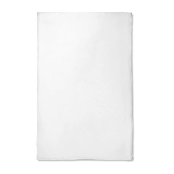 Povlak na peřinu Satin White, 140x200 cm
