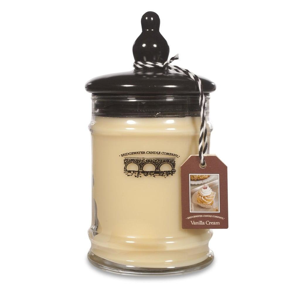 Svíčka s vůní vanilkového krému Bridgewater Candle