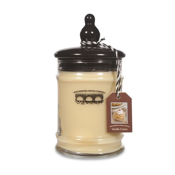 Sviečka s vôňou vanilkového krému Bridgewater Candle